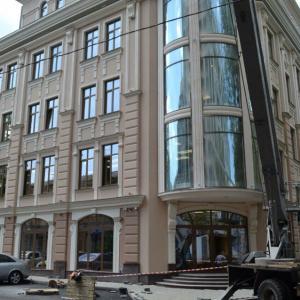 Гостиница (г. Одесса — июль 2016)