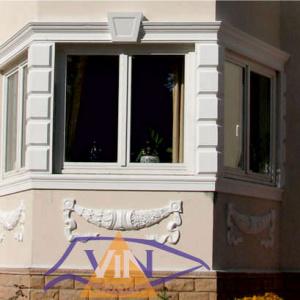 Фасадный декор — разное