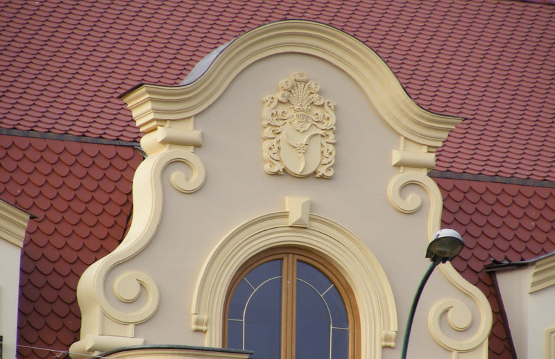 Архитектурный декор - большой потенциал и возможности