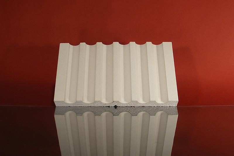 Тело (стержень) пилястры - фасадный декор
