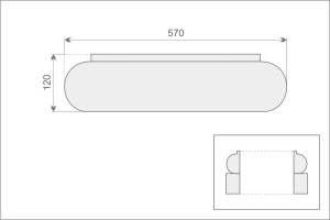 База колонны/полуколонны