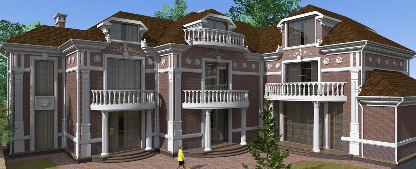Архитектурный декор