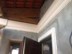 Фасадный декор - дом 2 г. Одесса