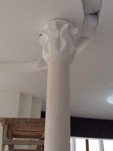 Фасадный декор - дом 4 г. Запорожье