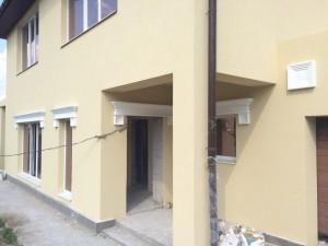 Фасадный декор - дом 5 г. Запорожье